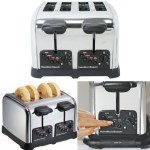 Hamilton Beach 4-Slice Toaster Just $21.48! Down From $50!