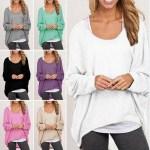 Women's Slouchy Sweatshirts Just $9.99! PLUS FREE Shipping!
