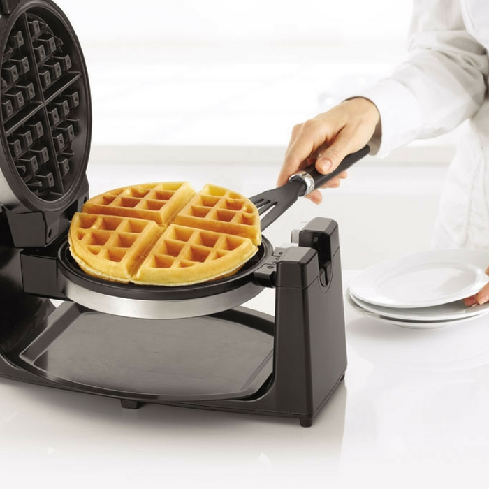 Bella Stainless Steel Waffle Maker Just $9.99! Down From $45!