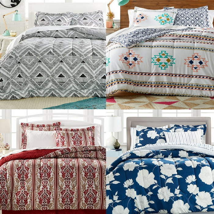 3-Piece Comforter Set Just $18.99! Down From $80! Limited Time Only!
