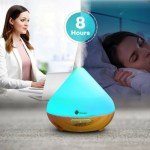 TaoTronics Essential Oil Diffuser Just $28.99! Down From $60!
