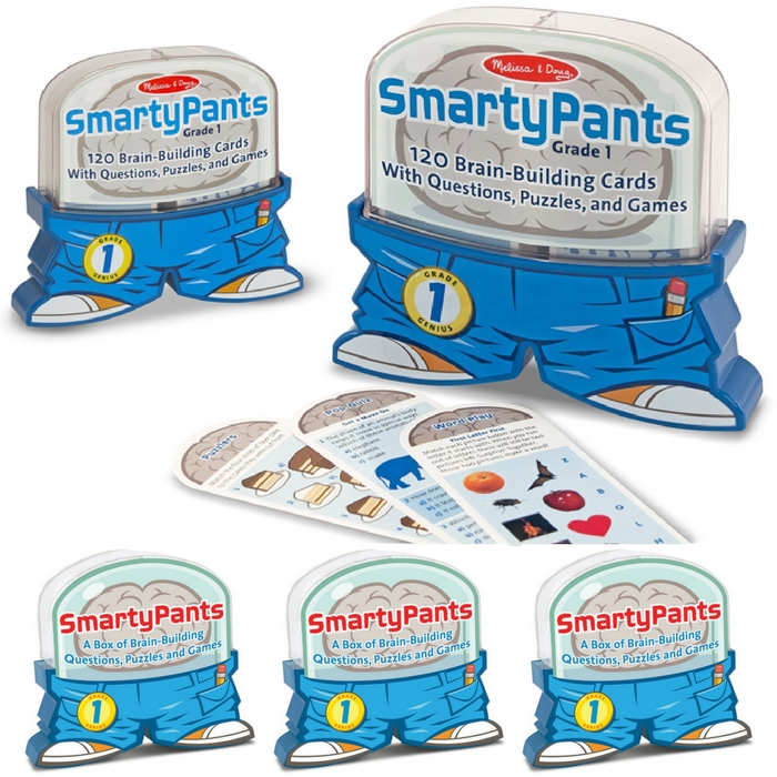 Melissa & Doug Smarty Pants Card Game Just $6.72! Down From $10!