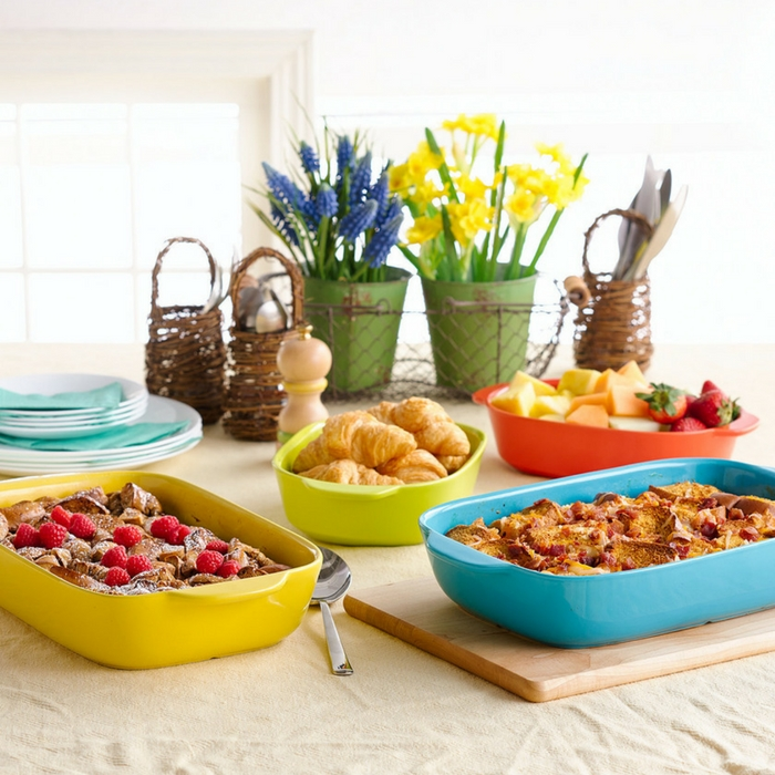 Corningware 4 Piece Bakeware Set Just $33.99! Down From $80!