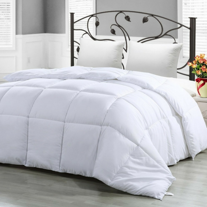 Queen Comforter Duvet Insert White Just $32.99! Down From $70!