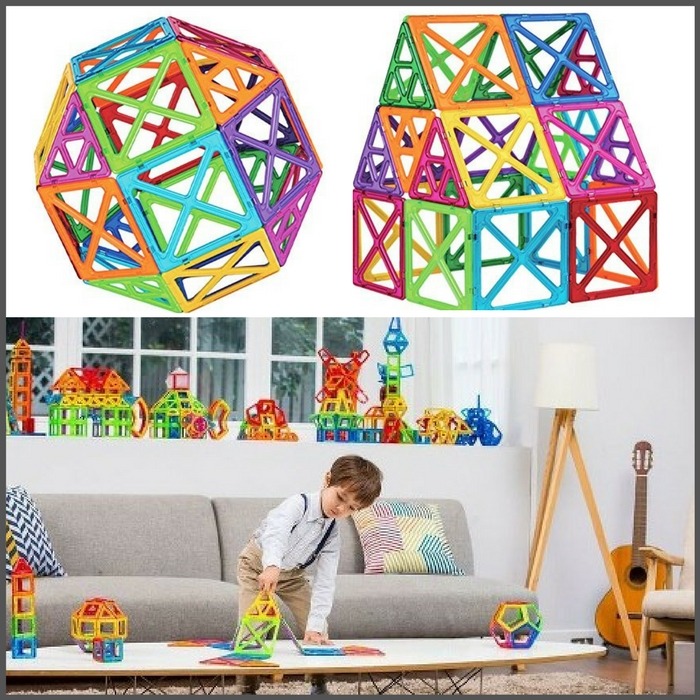 30-Piece Super Magformers Set Just $44.99! Down From $100! PLUS FREE Shipping!