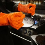 Silicone Heat Resistant Gloves Just $11.99! Down From $46!