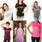 Inspirational Graphic Tees Just $15.95! Down From $35! PLUS FREE Shipping!