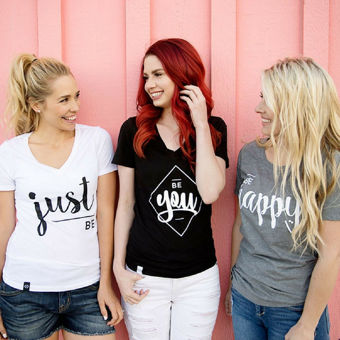 Be Series Graphic Tees Just $15.95! Down From $30! PLUS FREE Shipping!