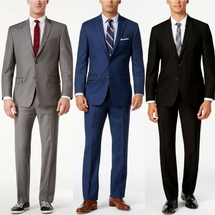 2-Piece Men's Suits Just $67.99! Down From $375!