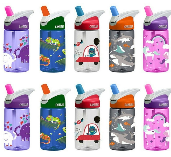 CamelBak Kids' Eddy Water Bottles Just $9.74! Down From $13!