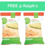 FREE Simple Truth Tortilla Chips At Ralphs!