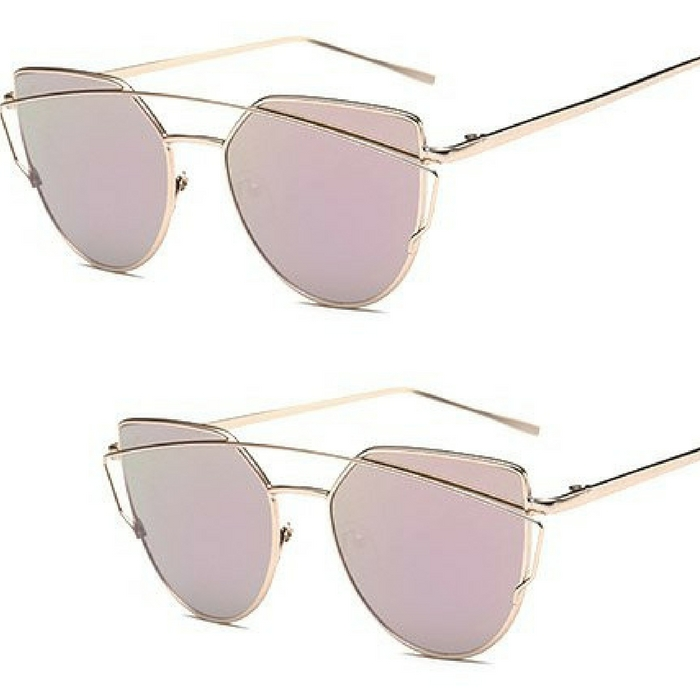 Embellished Pink Sunglasses Just $3.50! Down From $7! PLUS FREE Shipping!