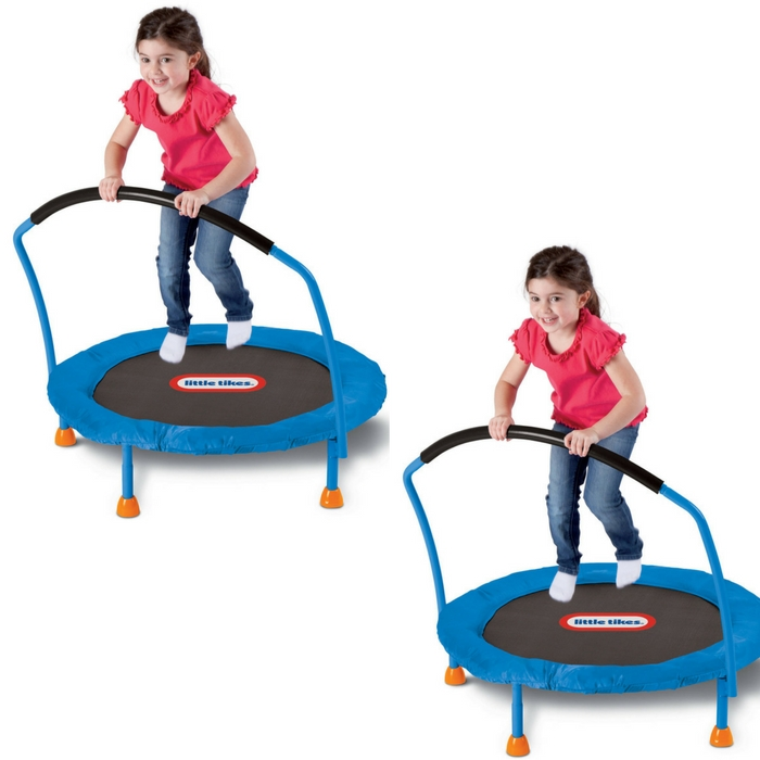 Little Tikes Trampoline Just $27.94! Down From $47.20!