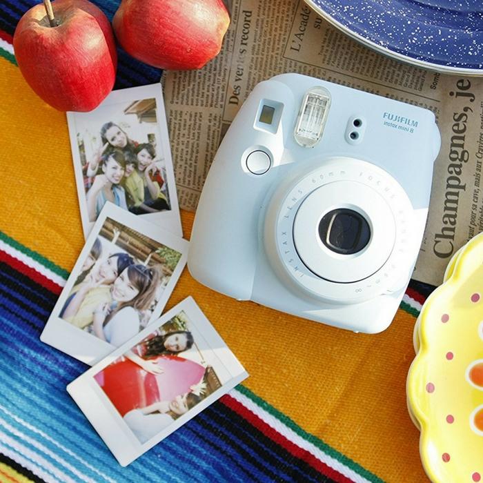 Fujifilm Instax Mini 8 Camera Just $49.95! Down From $70! PLUS FREE Shipping!