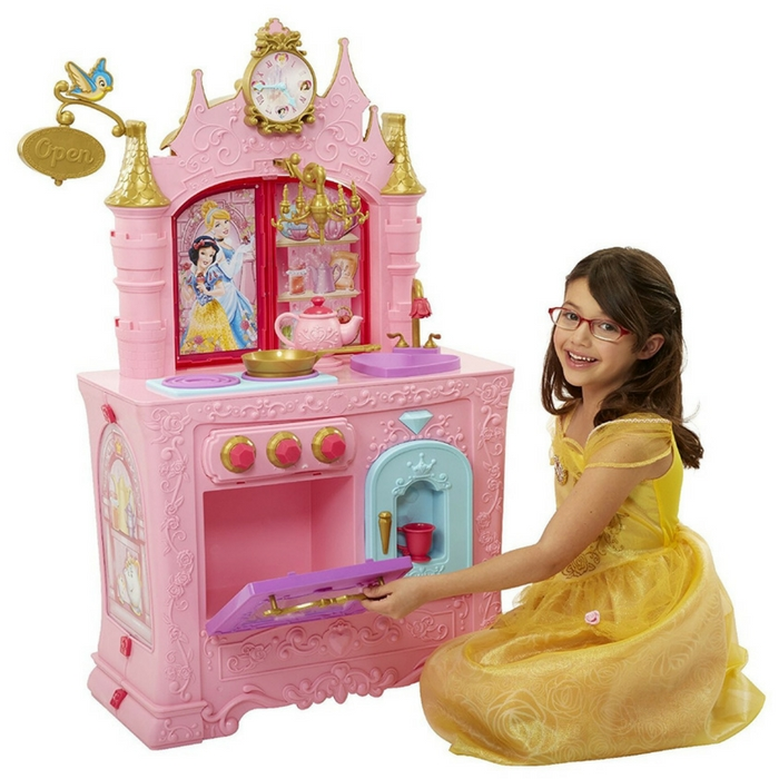 Disney Princess Royal 2-Sided Kitchen Just $36.03! Down From $80! PLUS FREE Shipping!