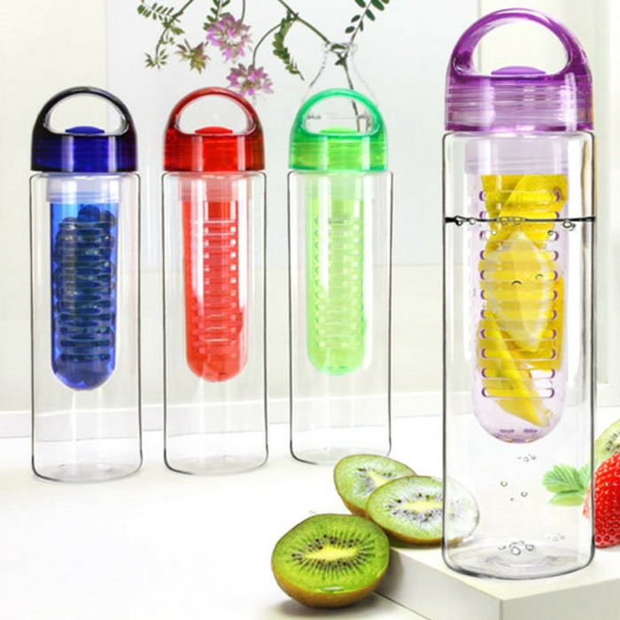 Tritan Infuser Water Bottle Just $4.99! Down From $20! PLUS FREE Shipping!
