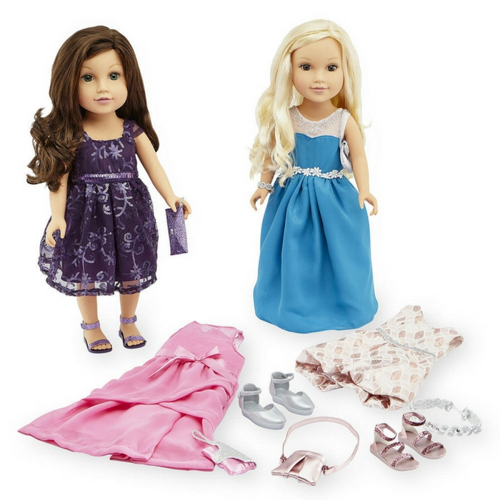 Journey Girls Celebration 2-Doll Set Just $29.99! Down From $70! PLUS FREE Shipping!