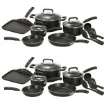 T-Fal 12-Piece Nonstick Cookware Just $37.44! Down From $90! PLUS FREE Shipping!