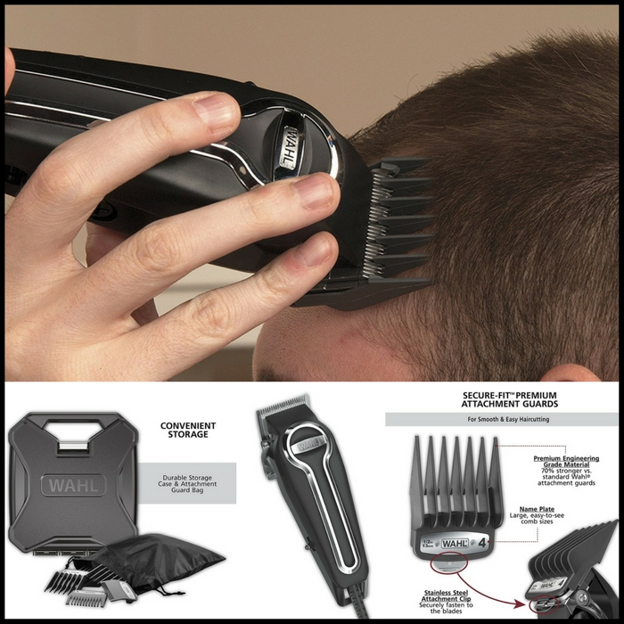 High Performance Haircut Kit Just $38.99! Down From $83! PLUS FREE Shipping!