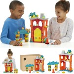 Play-Doh Town Firehouse Just $8.40! Down From $20!