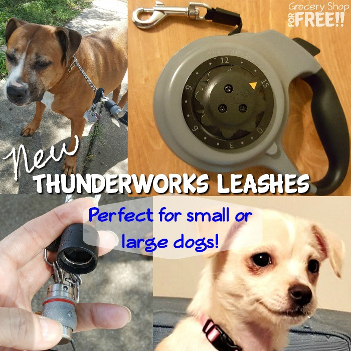 ThunderWorks New Leashes Now Available!