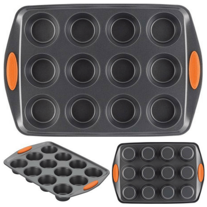 Rachael Ray Muffin Pan Just $10.54! Down From $34! PLUS FREE Shipping!