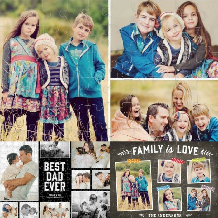 FREE Photo Puzzle With Purchase! PLUS FREE Shipping!
