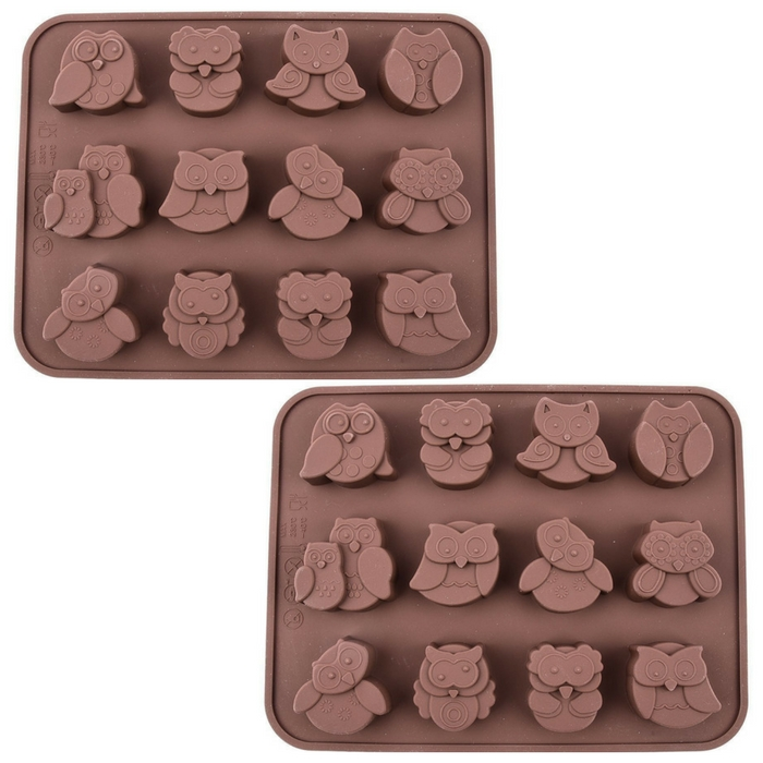 Owl Silicone Baking Mold Just $2! PLUS FREE Shipping!