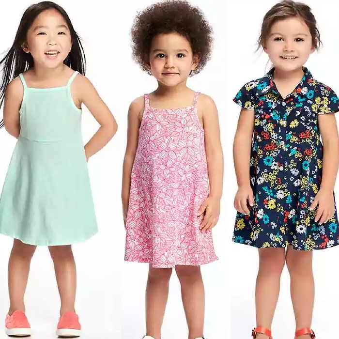 Toddler's Dress Just $6! Down From $13!