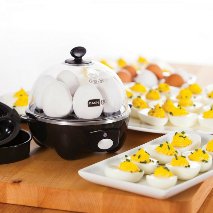 Dash GO Rapid Egg Cooker Just $19.99! Down From $30!