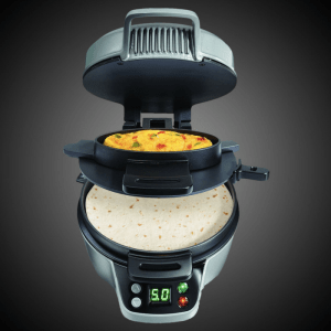Hamilton Beach Breakfast Burrito Maker Just $13.49! Down From $50!