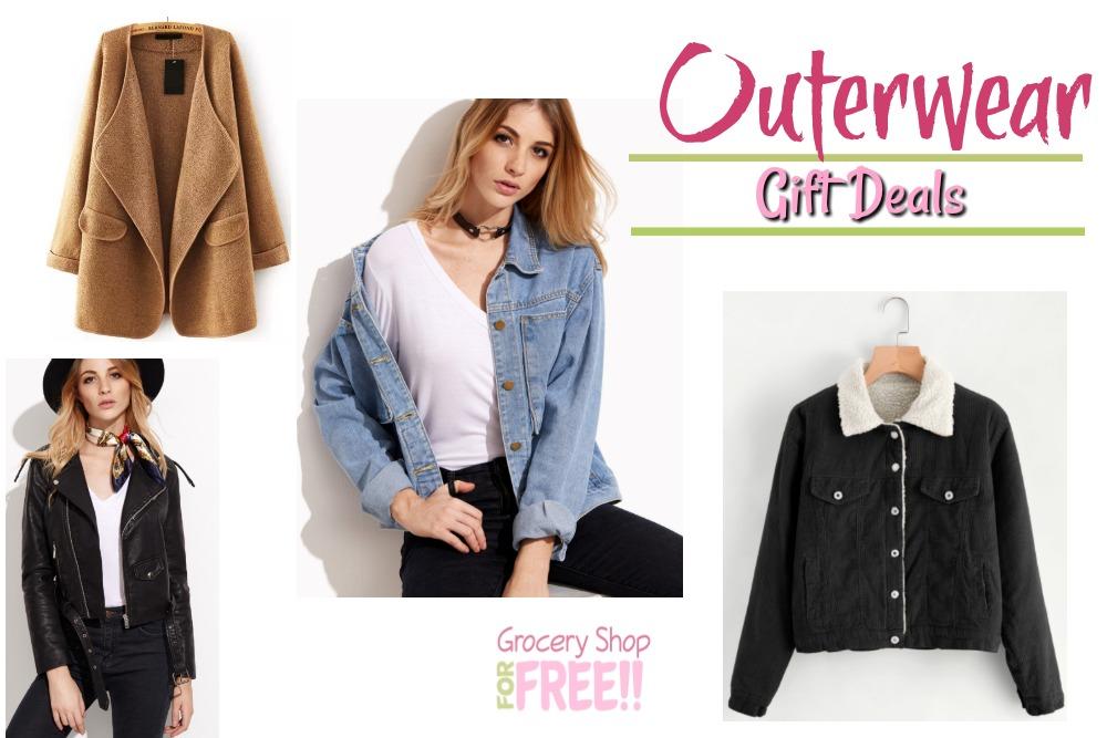 Outerwear Gift Deals!