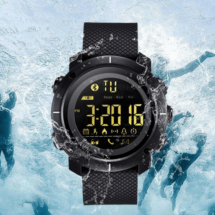 Digital Men's Smart Watch Just $22.99! Down From $40!