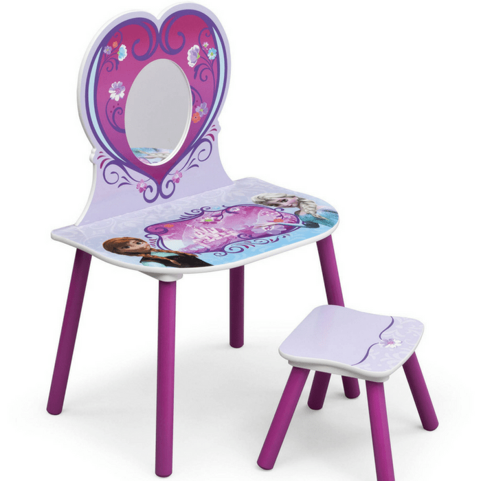 Disney Frozen Vanity With Stool Just $29.99! Down From $50! PLUS FREE Shipping!