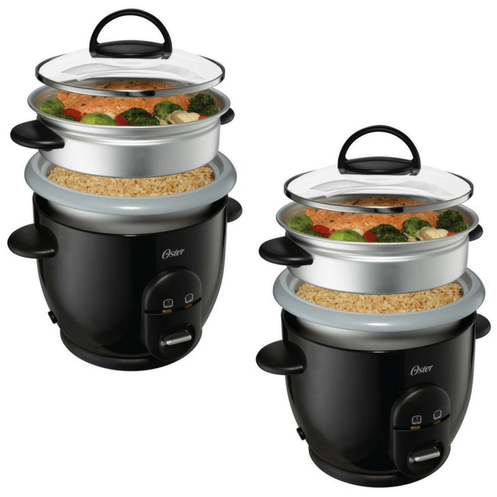 Oster Titanium Rice Cooker Just $9.99! Down From $36!