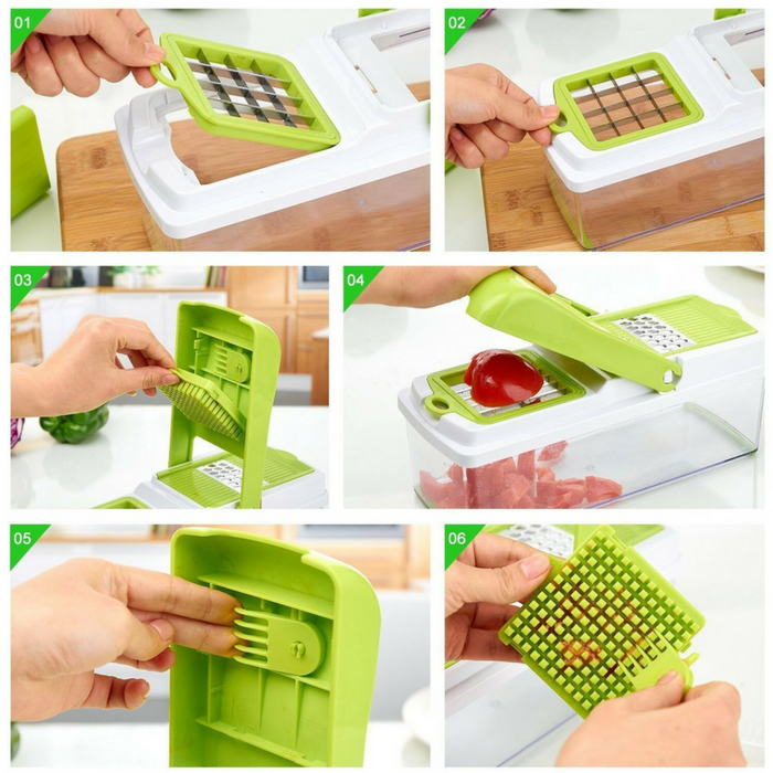 WEINAS Vegetable Slicer Set Just $29.99! Down From $46! PLUS FREE Shipping!