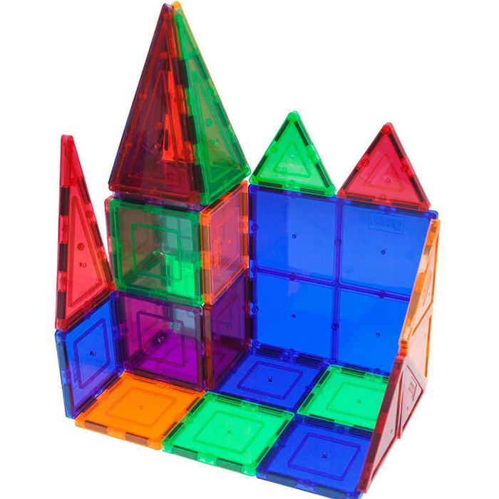 60-Piece Magnetic Building Tiles Just $39.99! Down From $100! PLUS FREE Shipping!