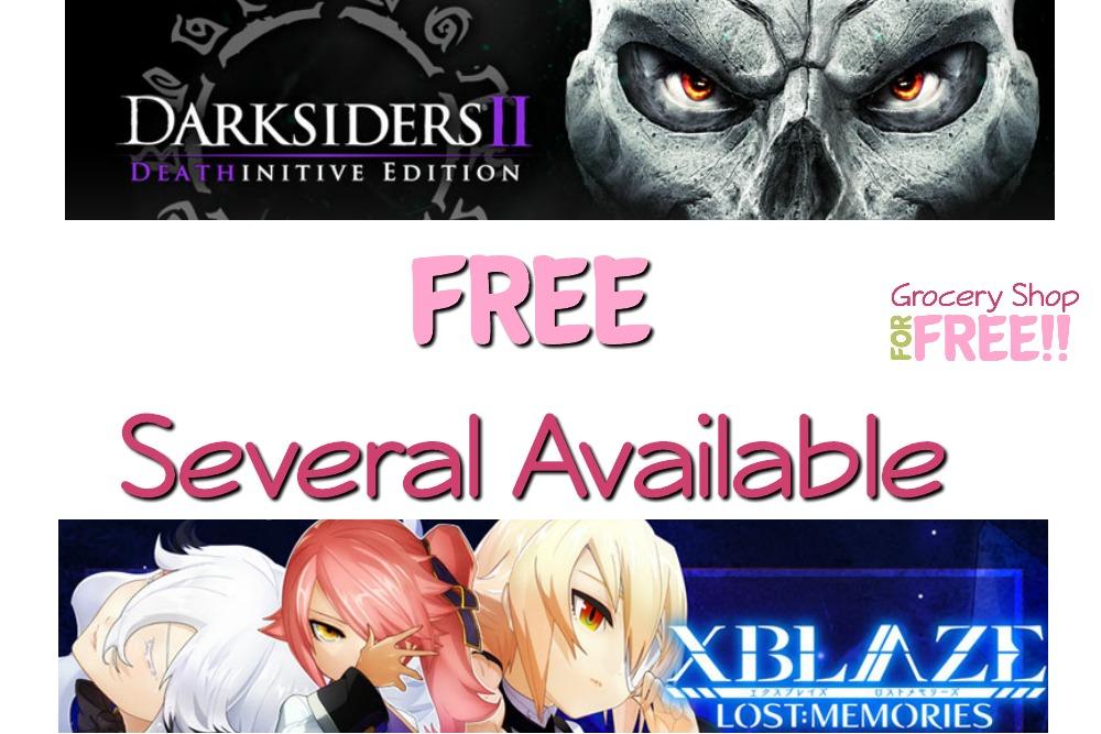 FREE Playstation Digital Downloads!