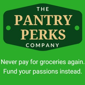 Pantry Perks:  Earn Cash Back On Shopping And More!