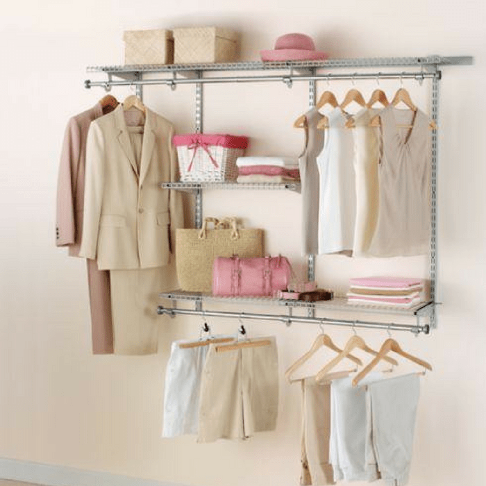 Rubbermaid Closet Kits Just $66.74! Down From $160! PLUS FREE Shipping!