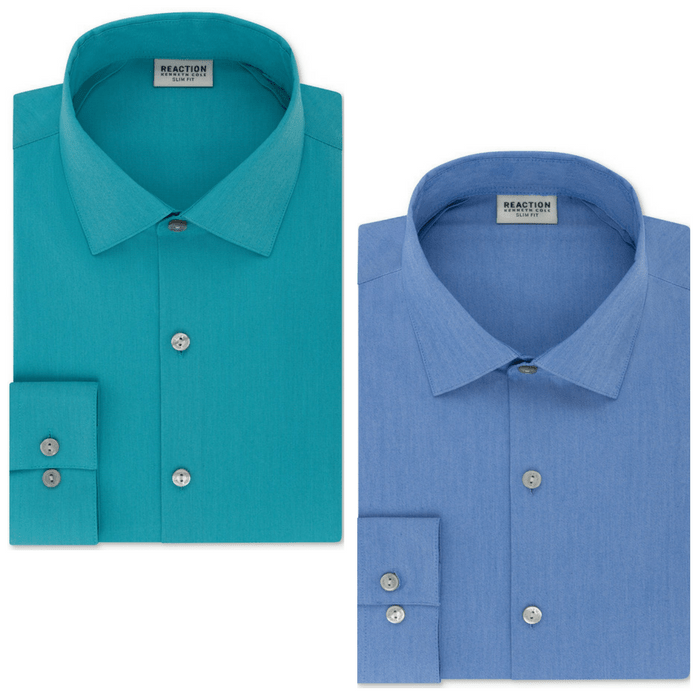 Kenneth Cole Men's Dress Shirts