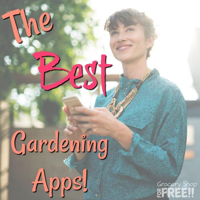 Best Gardening Apps!