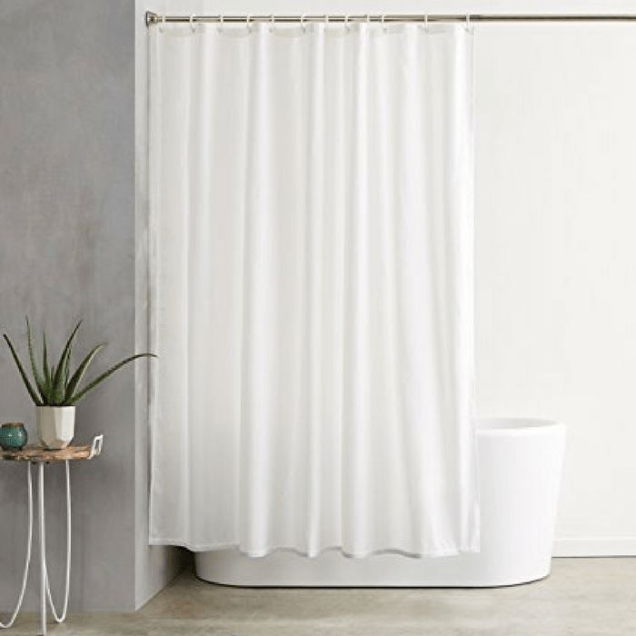 Water-Repellant Shower Curtain