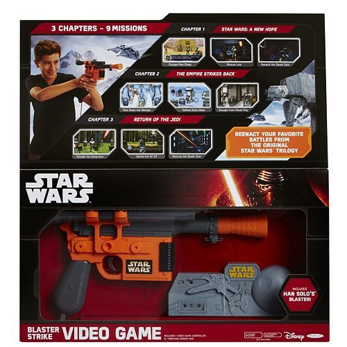 Star Wars Blaster Strike TV Deluxe Video Game Only $24.99! Down From Up To $69.99!