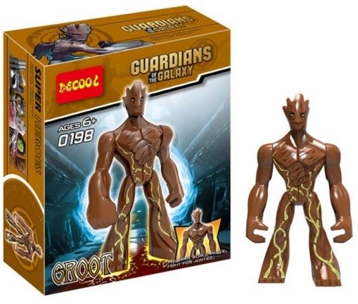 Guardians of The Galaxy, Groot Action Figure Just $2.88!  PLUS FREE Shipping!