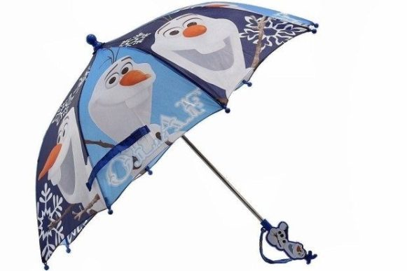 Disney Frozen Olaf Toddler Umbrella With 3D Handle Only $10.99 (Reg. $20)!