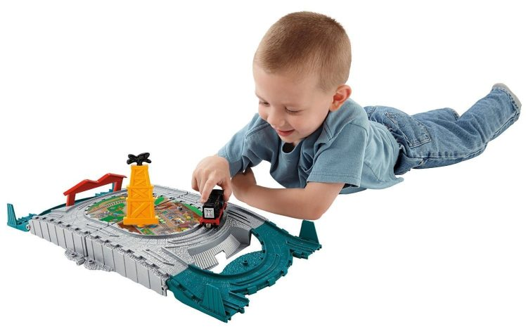 Fisher-Price Thomas the Train: Take-n-Play Diesel's Double Delivery Only $9.95 (Reg. $20.99)!