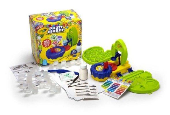 Crayola Paint Maker Only $8.39 (Reg. $24.99)!