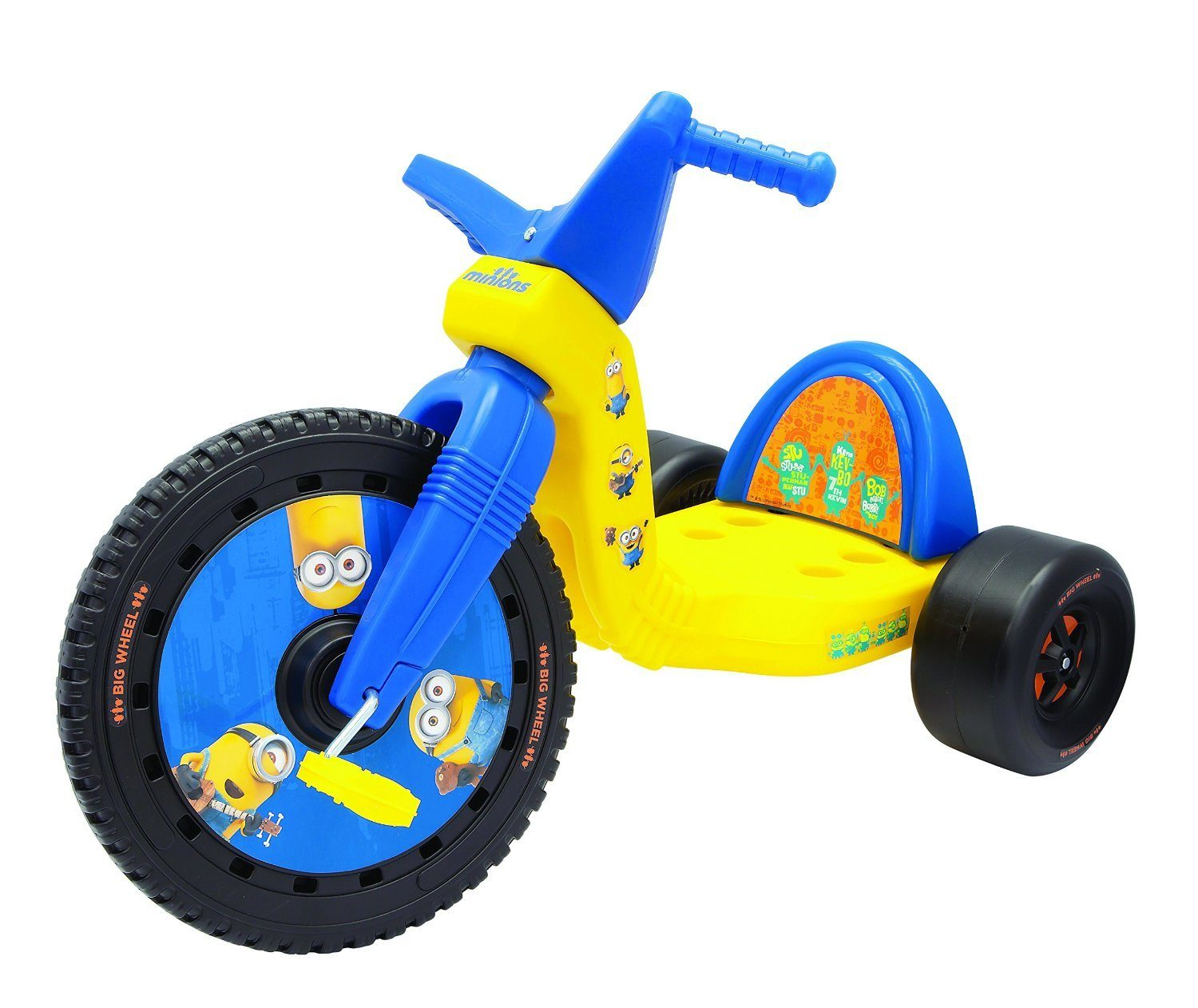 """Minions Big Wheel, 16"""" Only $39.97 With FREE Shipping (Reg. $59.99)!"""