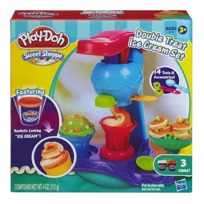 Play-Doh Sweet Shoppe Double Treat Ice Cream Set Only $6.53 (Reg. $14.99)!